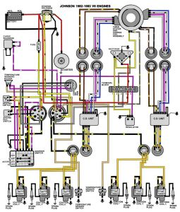 Yamaha Outboard Wiring Diagram - Yamaha Outboard Wiring Diagram Inspirational Yamaha 703 Remote 12t