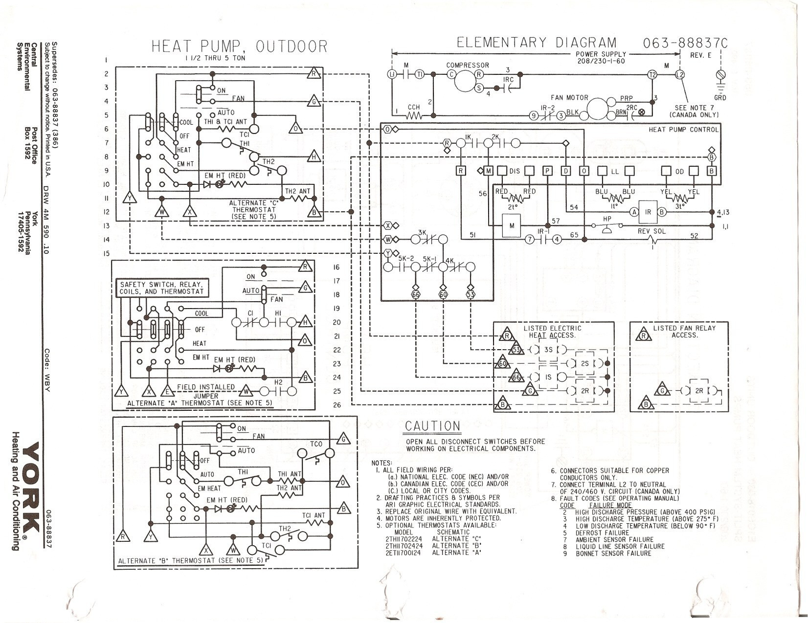 york condenser wiring diagram Collection-Wiring Diagram for York Air Conditioner Best Mcquay Air Conditioner Wiring Diagram Valid Mcquay Wiring Diagram 11-k